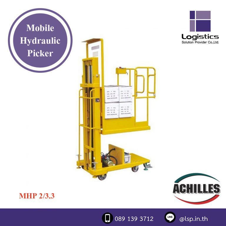 Mobile Hydraulic Picker