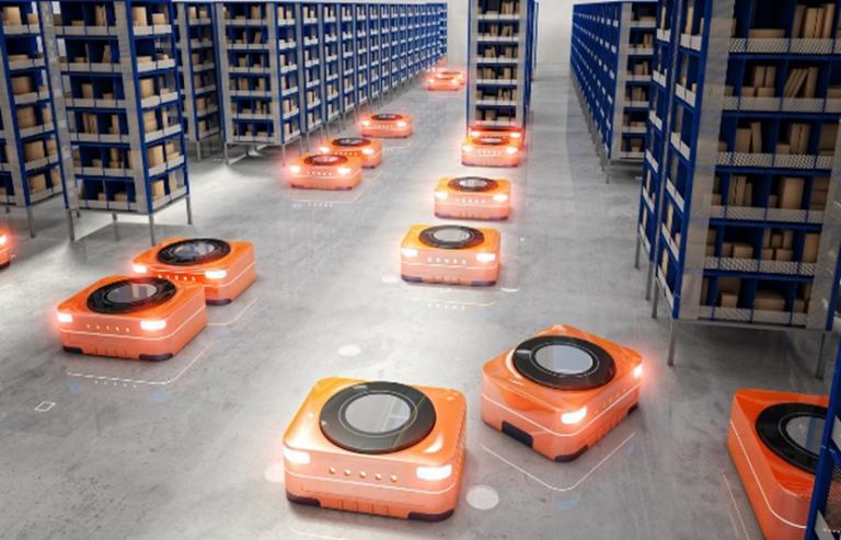 Robot Logistic